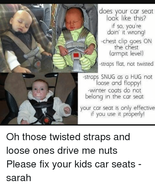 Memes Winter And Drive Does Your Car Seat Look Like This If