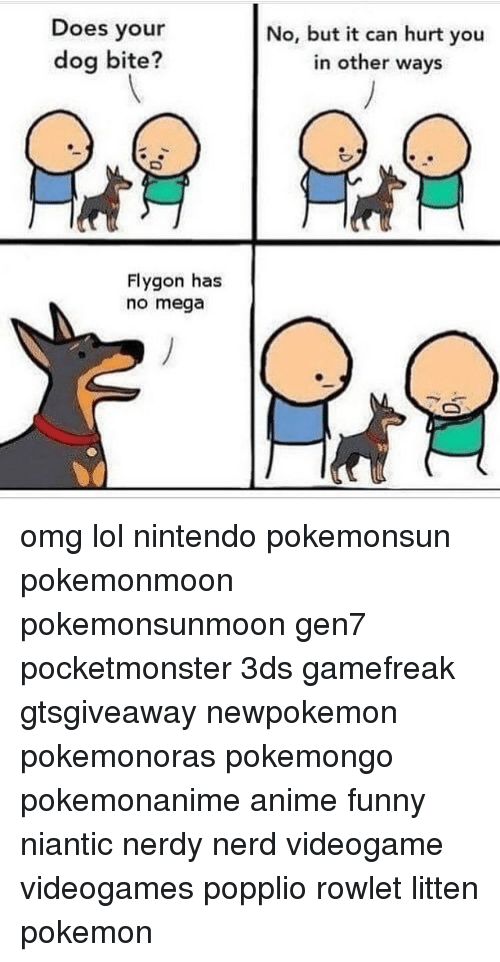 Search Does Your Dog Bite Memes on SIZZLE