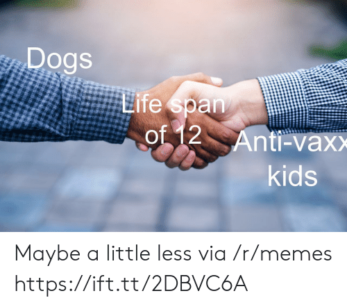 Dogs, Memes, and Kids: Dogs  of 12 Anti-vaxx  kids Maybe a little less via /r/memes https://ift.tt/2DBVC6A
