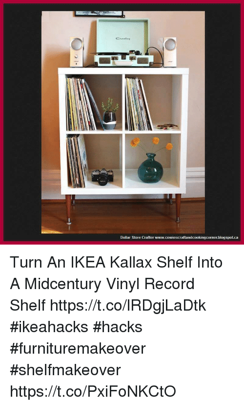 25 best memes about vinyl record vinyl record memes for Ikea kallax records