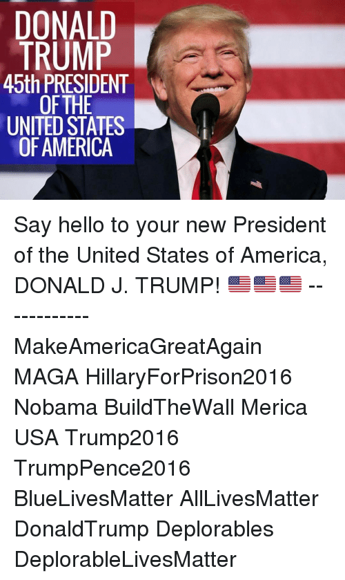 memes and united states donald trump 45th president of the united states - Presidents Of The United States Of America