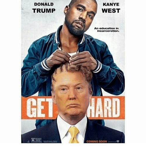 donald trump get kanye west an education in aro coming soon