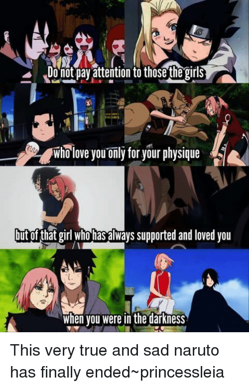 love memes and naruto donot pay attention to those the girlsata who love