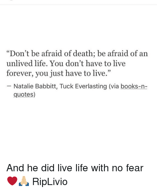 Quotes From Tuck Everlasting Book With Page Numbers