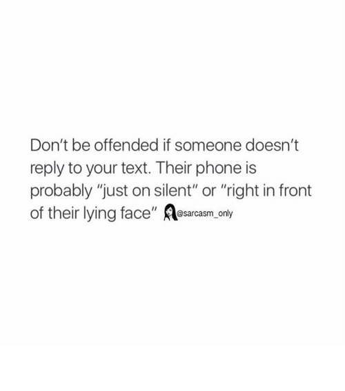 Being Offended