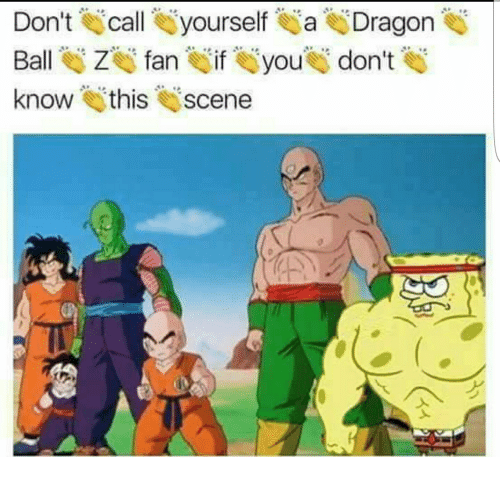 82ac2d0d1411 Don't Call Yourself Ia Dragon Ball Z Fan if You Don't Know This ...
