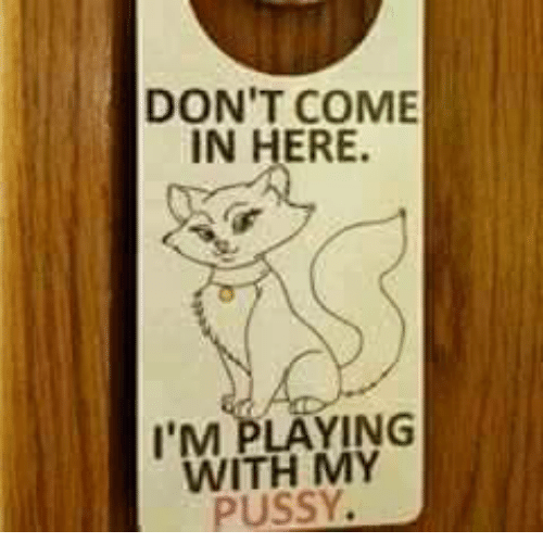 CONCETTA: Come play with my pussy