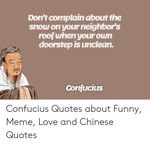 Don\'t Complain About the Snow on Your Neighbor\'s Roof When ...