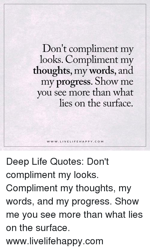 words to compliment a guy on his looks