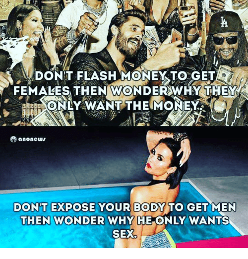 men who only want sex