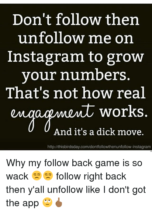 Instagram he me on unfollow why did Why Kylie