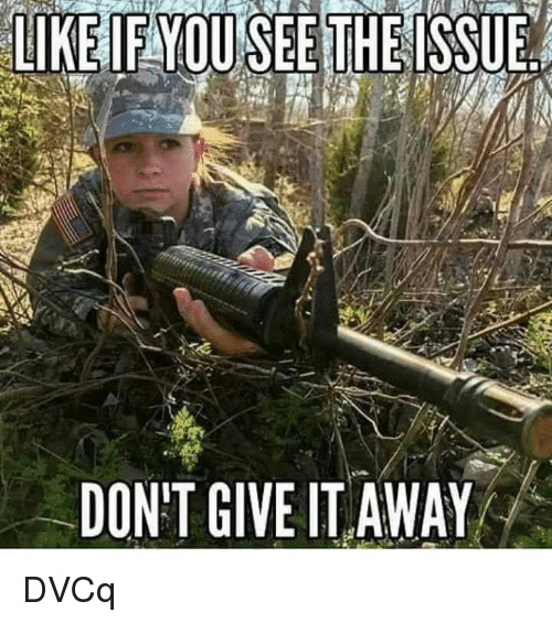 Memes, 🤖, and Away: DONT GIVE IT.AWAY DVCq