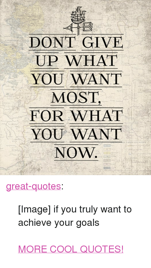 Dont Give Up What You Want Most For What You Want Now Pa Href