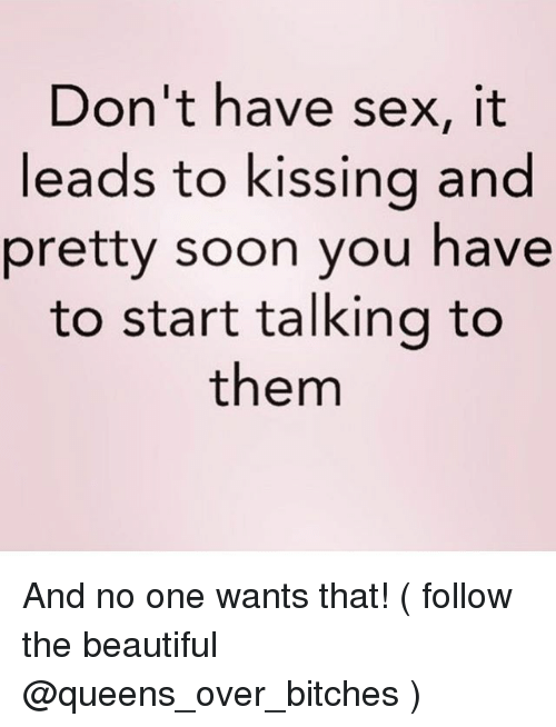 Dont have i know sex