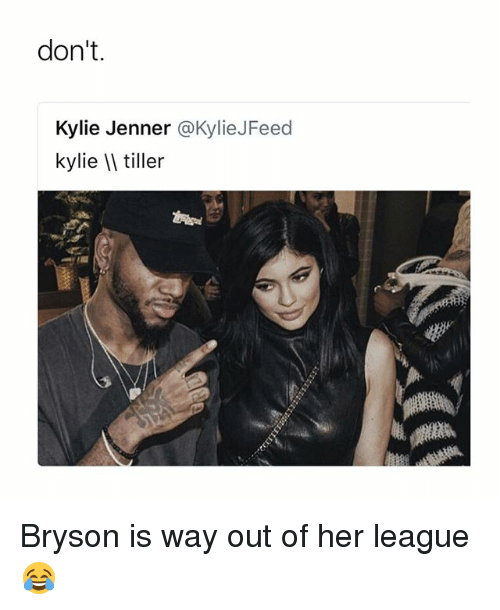 Bryson Tiller And Kylie: I Tiller Bryson Is Way Out Of