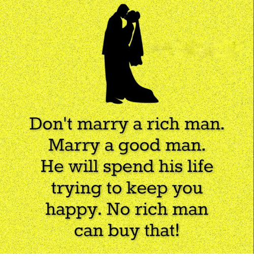 how to keep a good man happy