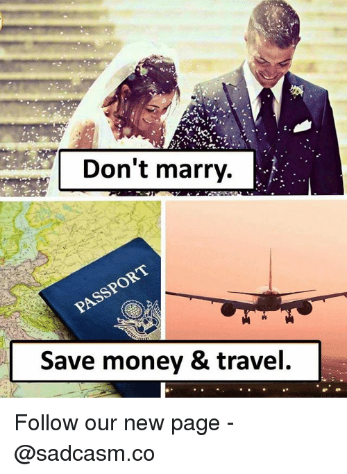 don t marry
