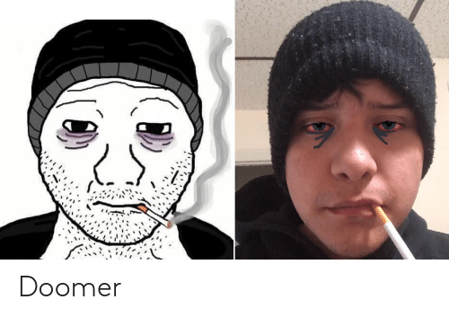 Doomer Doomer Meme On Me Me