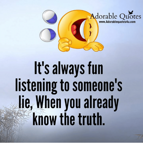 Dorable Quotes Wwwadorablequotes4ucom Its Always Fun Listening To