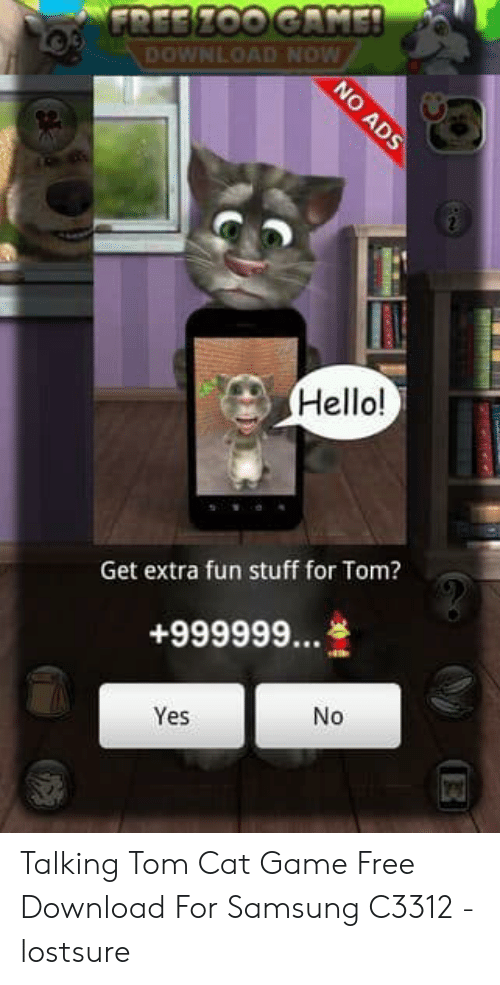 My talking tom for samsung ativ s 2018 – free download games for.