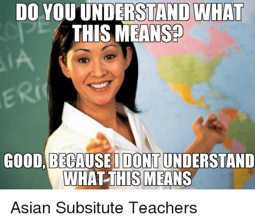 DOY THIS MEANS | Asian Meme on ME ME