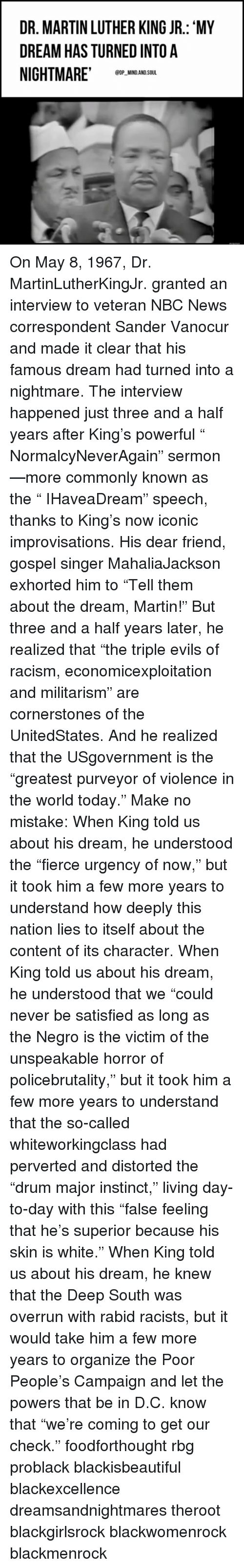 Martin Luther King Jr., Memes, and Racism: DR. MARTIN LUTHER KING
