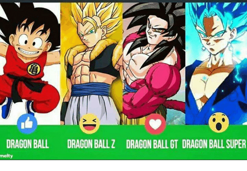 Dragonball Dragonballz Dragon Ball Gt Dragon Ball Super Me