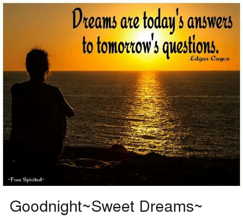 dreams ate toda s answers to tomoiow 5 questioms edgar cayce free