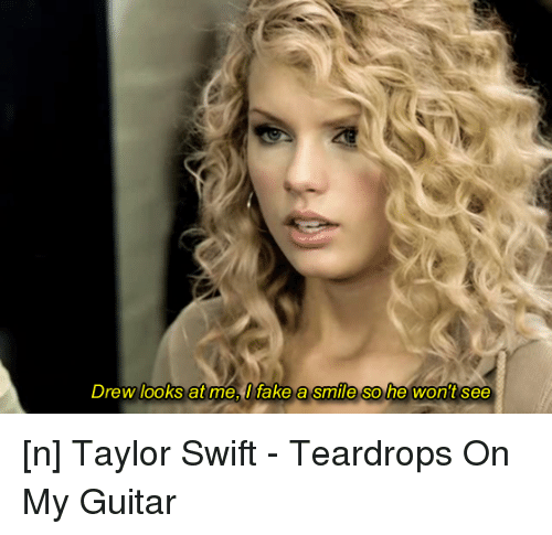 Taylor Swift Teardrops On My Guitar Makeup - Mugeek Vidalondon