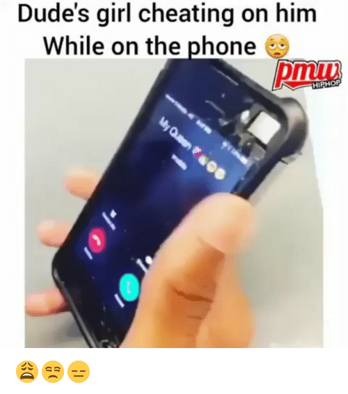 Cheating Gf While The Phone