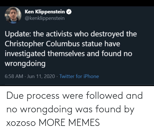 Dank, Memes, and Target: Due process were followed and no wrongdoing was found by xozoso MORE MEMES
