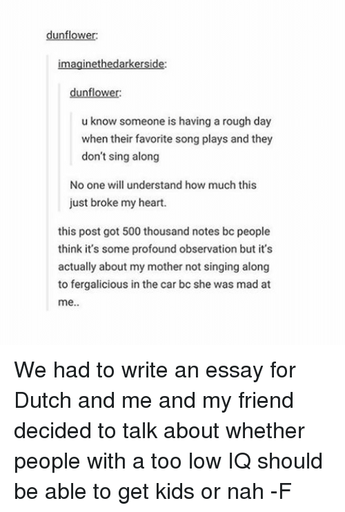 opinion essay about cars