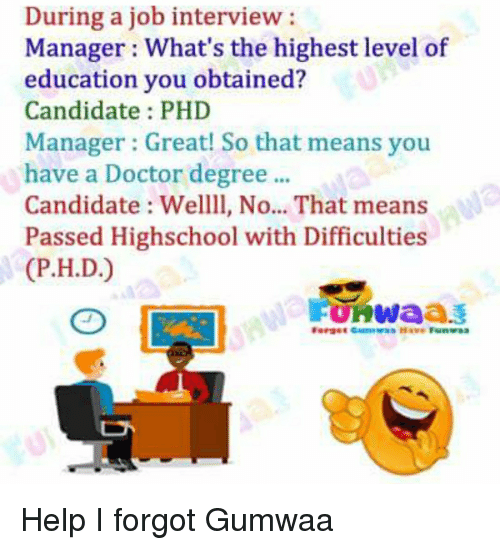 what is the highest degree