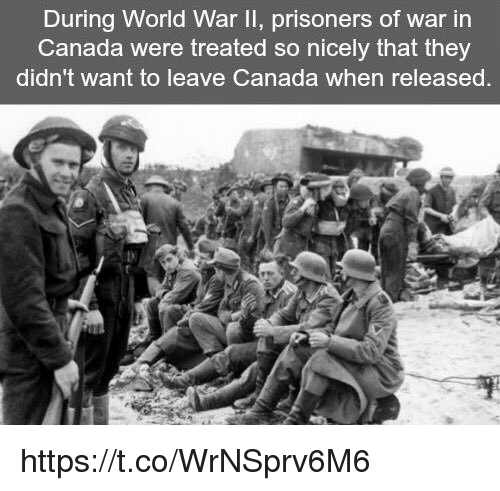 world war 2 canadian identity Many things that happened during world war two made canada a better country, a richer, happier country.