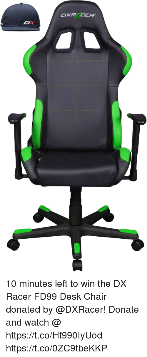 DXR ACER 10 Minutes Left to Win the DX Racer FD99 Desk Chair