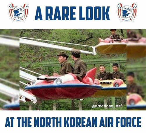 Memes, Air Force, and American: E A RARE LOOK  @american asf  AT THE NORTHKOREAN AIR FORCE