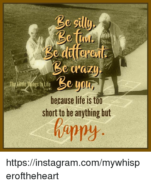 E Craz Because Life Is Too Short To Be Anything But Mpy