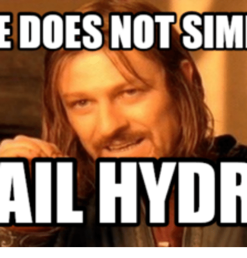 e does not sim ailhydr 18069315 ✅ 25 best memes about hail hydra meme generator hail hydra