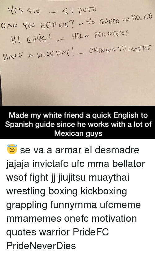 how to say boxing in spanish