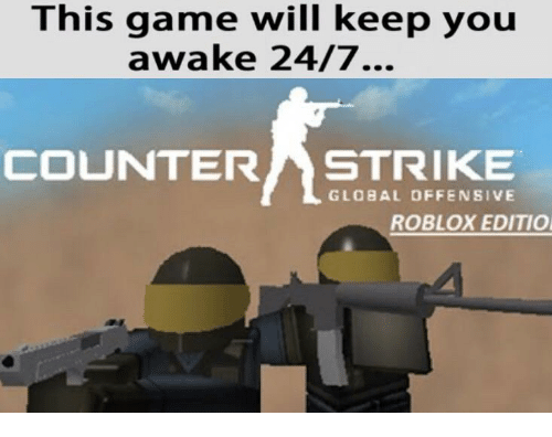 Counter strike roblox