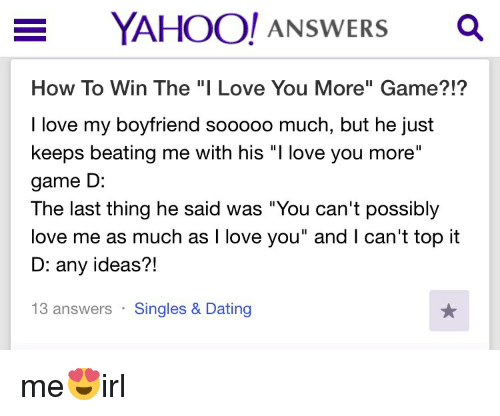 When should you start dating yahoo answers
