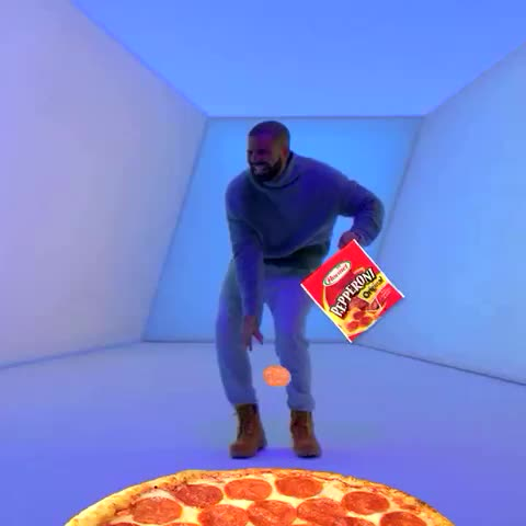 🍕Drake is a total sellout! 🍕 #Drake #hotlinebling #pizzabling #DrakeDancesToAnything #pizza #dancelikedrake: 🍕Drake is a total sellout! 🍕 #Drake #hotlinebling #pizzabling #DrakeDancesToAnything #pizza #dancelikedrake