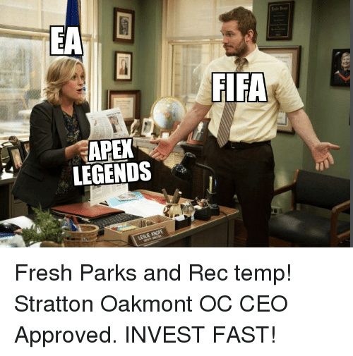 Fifa, Fresh, and Approved: EA  FIFA  LEGENDS