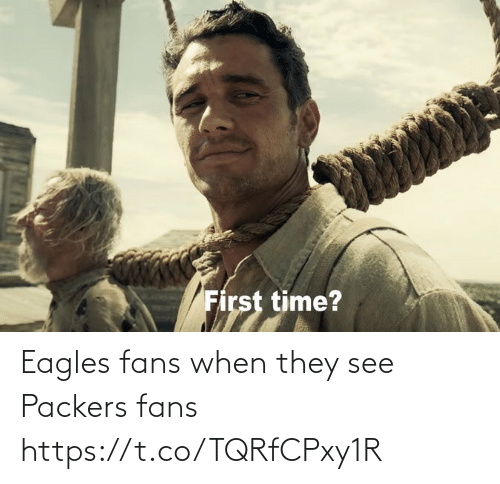 Philadelphia Eagles, Football, and Nfl: Eagles fans when they see Packers fans https://t.co/TQRfCPxy1R