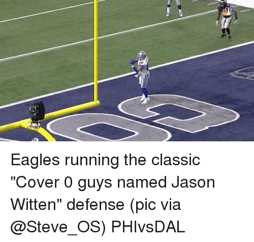 221b4276e Run, Sports, and Covers: Eagles running the classic
