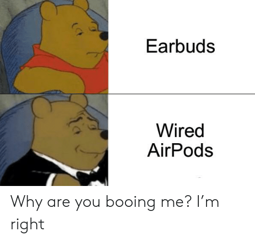 I Have AirPods What Are AirPods? He's Afraid of Broke People