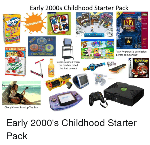 early 2000s childhood starter pack scholastic i spy arts