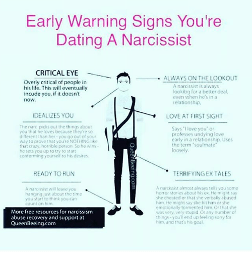 Dating A Player Relationships With Narcissists