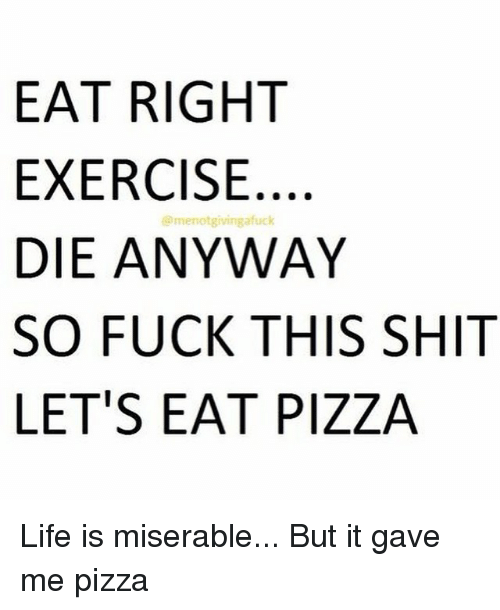 Remarkable, Exercise fuck sorry, can