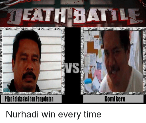 Time Marvelous Majapahit And Every EATH BAT VS Komikero PijatRelaksaksidan Pengobatan Nurhadi